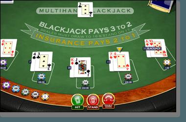 Backdoor blackjack