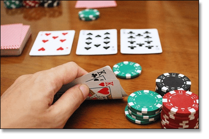 Pocket Kings Texas Holdem Poker