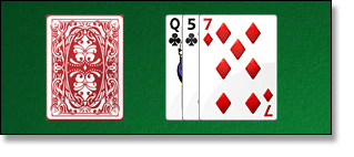 Three-Card-Draw Solitaire