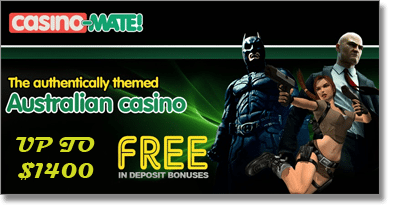 Casino-Mate Bonus