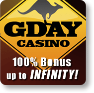 G'Day Casino - Australian card game site