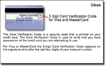 Visa online casino deposits security