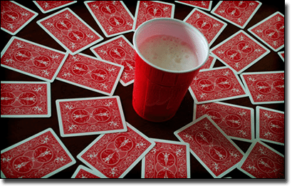 King of Beers card game