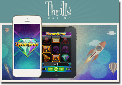 Thrills card games online casino
