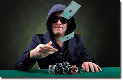 7 types of poker players - The Tryhard