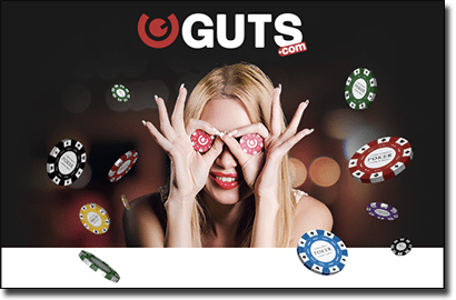 Guts Casino live dealer rebate