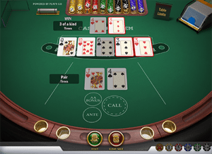 Casino Hold'Em and real money online card games