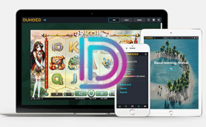 Dunder Casino online card gaming site