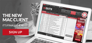 Guts Poker Casino gets Mac supported client