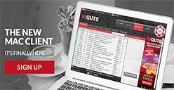 Guts Casino adds new Mac poker client