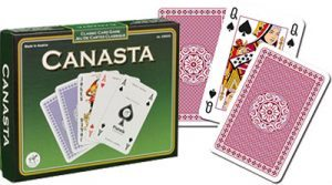 Canasta cards and how to play