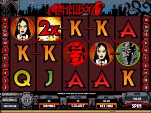 Hellboy pokies