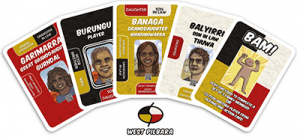 Who's Your Mob Aboriginal Australian card game