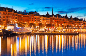 Sweden online gambling laws